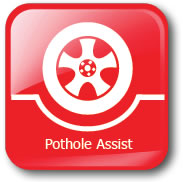 Pothole Assist