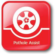 Pothole Assist