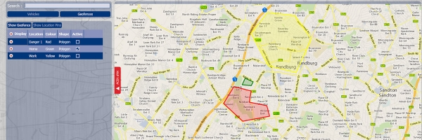 Get Geofence Alerts With GPS Geofencing Technology & Tracking