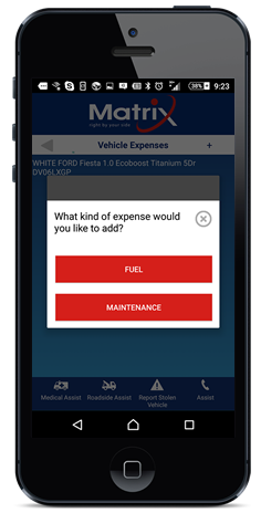 Easily track your business travel and vehicle expenses for ultimate convenience during tax season.