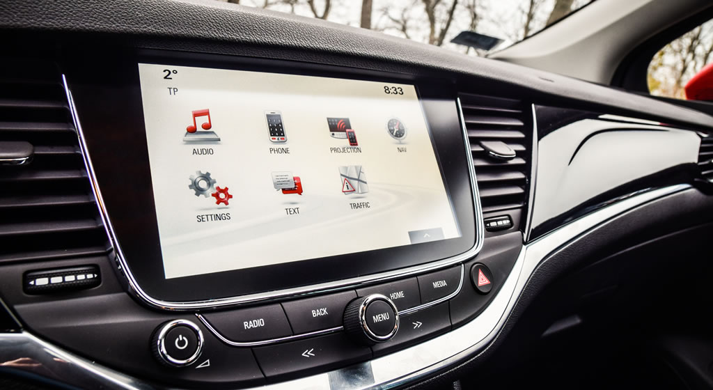 Distracted Driving: Could your in-car technology be a potential threat to your safety?