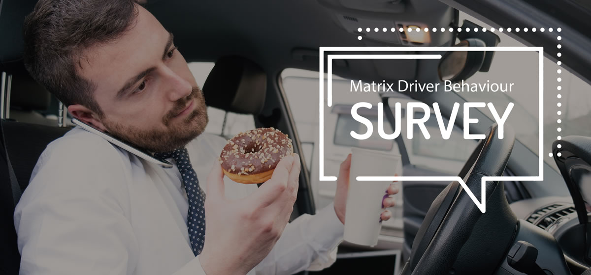 Win with Matrix by Revealing Your Driving Habits