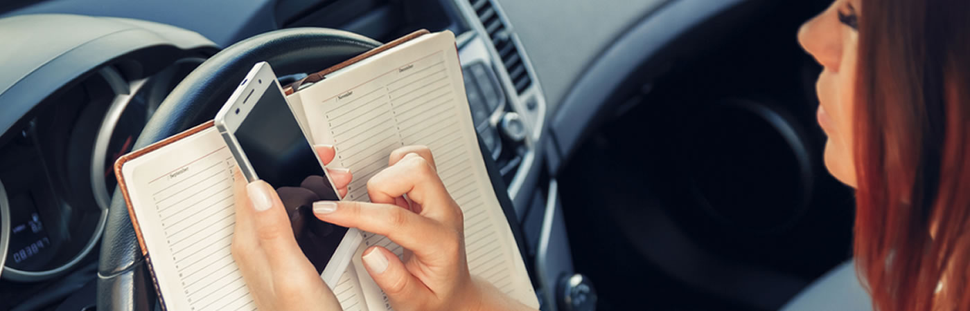 Combating the scourge of distracted driving