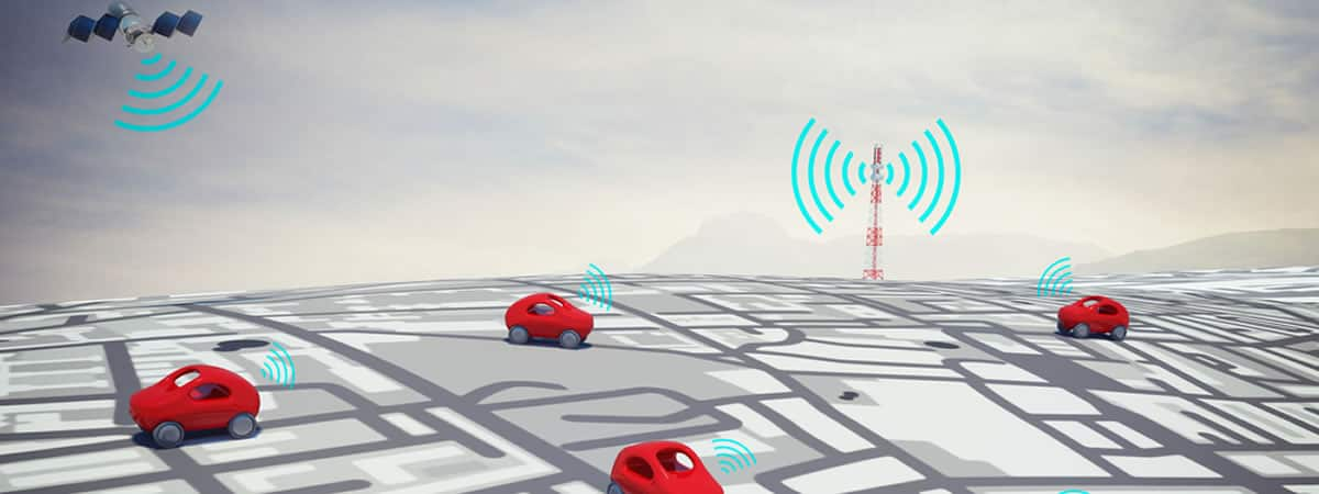 Vehicle tracking service providers